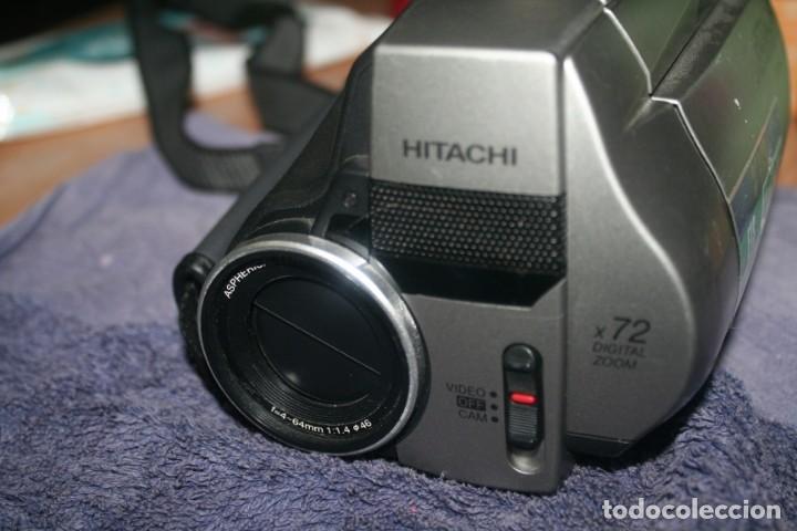 Cámara de fotos: video camara hitachi funciona - Foto 3 - 268605514