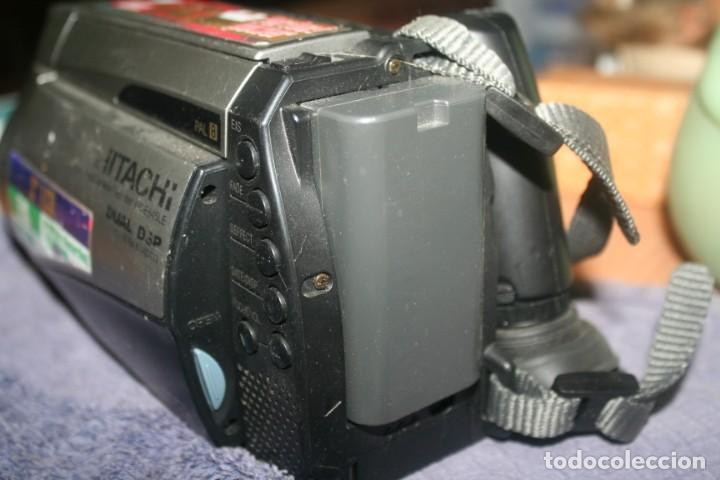 Cámara de fotos: video camara hitachi funciona - Foto 4 - 268605514