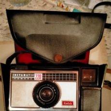 Cámara de fotos: CÁMARA FOTOS INSTAMATIC 220 KODAK. Lote 268895224