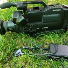 Cámara de fotos: VIDEO CÁMARA GRUNDIG LC290. Lote 268946144