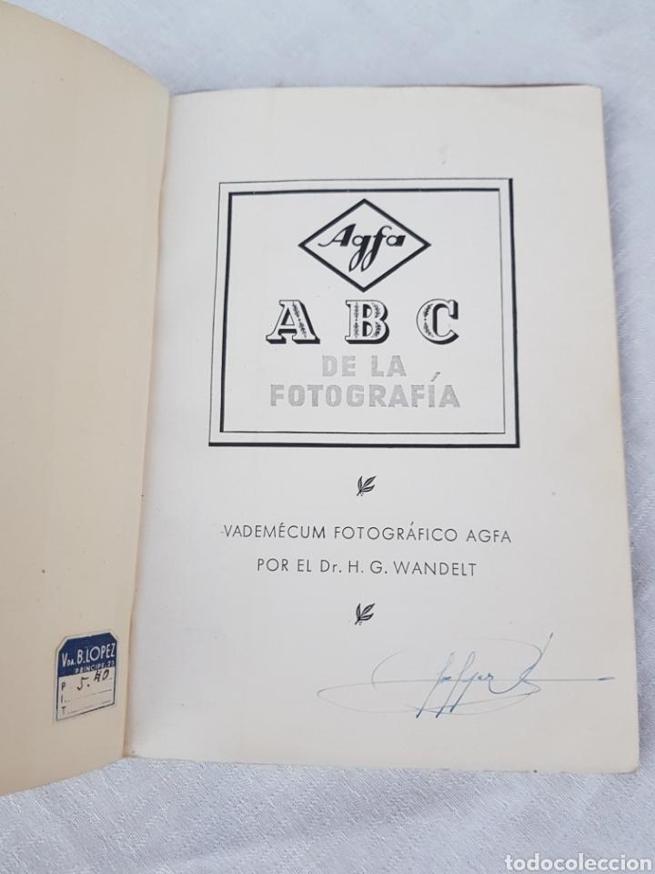 Cámara de fotos: El ABC de la fotografía. AGFA - Foto 3 - 270379768