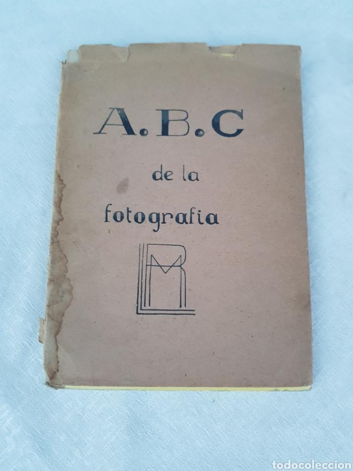 EL ABC DE LA FOTOGRAFÍA. AGFA (Cámaras Fotográficas - Catálogos, Manuales y Publicidad)