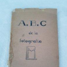 Cámara de fotos: EL ABC DE LA FOTOGRAFÍA. AGFA. Lote 270379768