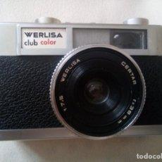 Cámara de fotos: CAMARA WERLISA CLUB. Lote 271149938