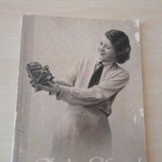 Cámara de fotos: CATÁLOGO CÁMARAS ZEISS IKON. AGOSTO 1931. CONSEJERO FOTOGRÁFICO, CÁMARAS, TOMAVISTAS, PROYECTOR, .... Lote 271867463