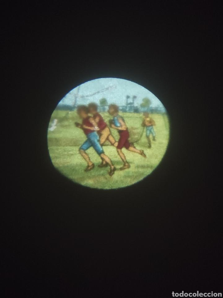 Cámara de fotos: Gran lote de linterna mágica GBN con 39 cristales. Circa 1890 - Foto 8 - 276169413
