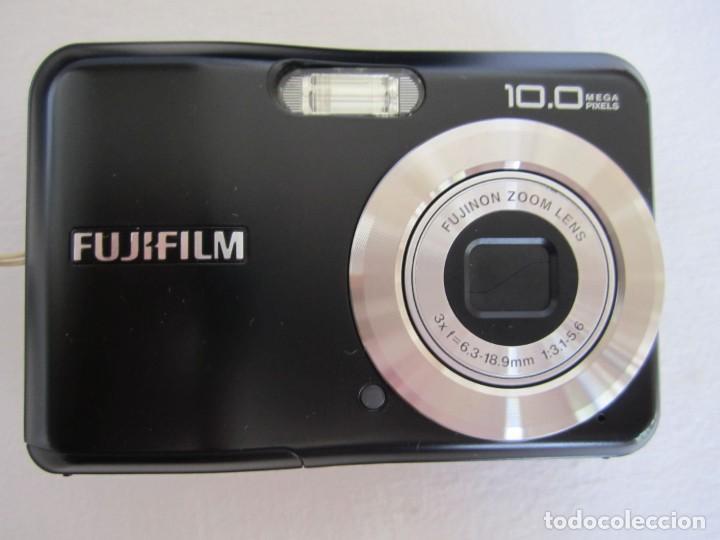 CÁMARA FOTOS FUJIFILM DIGITAL, 10.0 MP, CON ACCESORIOS (VER FOTOS Y DESCRIPCIÓN) (Cámaras Fotográficas - Otras)