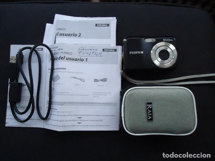 Cámara de fotos: Cámara fotos FUJIFILM digital, 10.0 Mp, con accesorios (ver fotos y descripción) - Foto 5 - 276248973