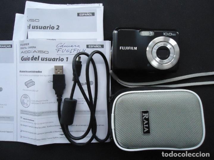 Cámara de fotos: Cámara fotos FUJIFILM digital, 10.0 Mp, con accesorios (ver fotos y descripción) - Foto 6 - 276248973