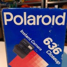 Cámara de fotos: CAMARA POLAROID 636 CLOSEUP. Lote 276415333