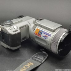 Cámara de fotos: CAMARA DE FOTOS SONY DSC-F717 CARL-ZEISS. ISO 800. Lote 276518553