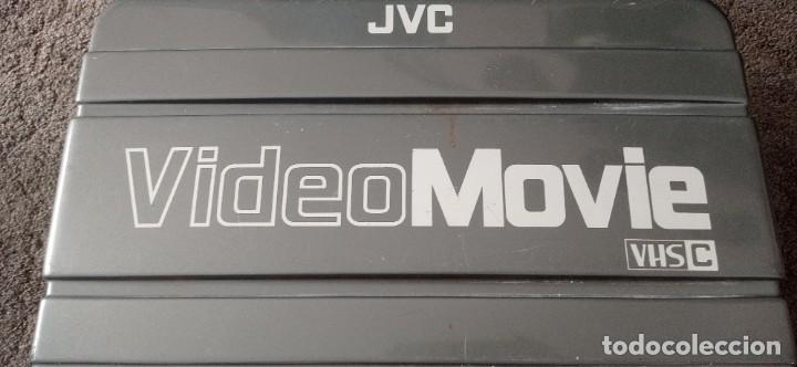 CÁMARA DE VÍDEO JVC,VIDEO MOVIE (Cámaras Fotográficas - Otras)