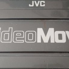 Cámara de fotos: CÁMARA DE VÍDEO JVC,VIDEO MOVIE. Lote 276925658