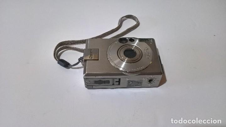 Cámara de fotos: Canon Digital Ixus 330. En su caja. Con funda. Perfecto estado. FUNCIONA. - Foto 2 - 276945203