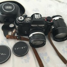 Cámara de fotos: CAMARA ICAREX 35 BM PRO. Lote 279467718