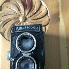 Cámara de fotos: ROLLEICORD II MODEL 5 ROLLEICORD IIC. Lote 279469553