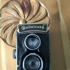 Cámara de fotos: ROLLEICORD IIA OR MODEL 2 - MODEL K3. Lote 279469793