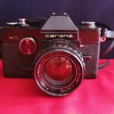 Fotocamere: CAMARA CARENAR MS TL AUTO F=1.4 F 1=55MM N⁰ 200253. Lote 286323788