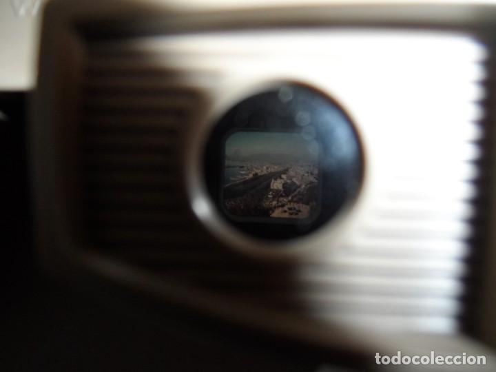 Cámara de fotos: VISOR ESTEREOSCOPIO 3D - CON 16 DISCOS DE DIAPOSITIVAS - Foto 10 - 286925678