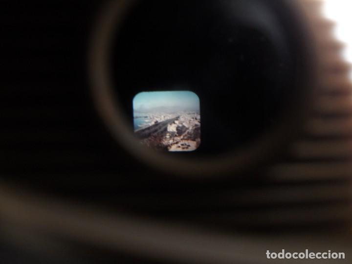 Cámara de fotos: VISOR ESTEREOSCOPIO 3D - CON 16 DISCOS DE DIAPOSITIVAS - Foto 11 - 286925678
