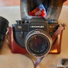 Cámara de fotos: CÁMARA DE FOTOS LEICAFLEX SL2. Lote 287577303