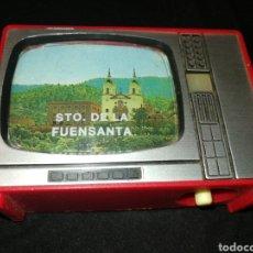 Cámara de fotos: ANTIGUO VISOR DE DIAPOSITIVAS, TELEVISOR, STO DE LA FUENSANTA. ÑZ. Lote 287962758