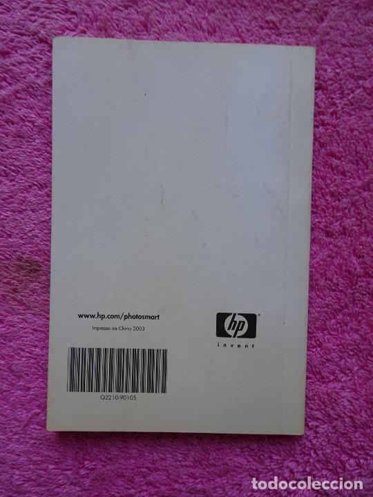 Cámara de fotos: manual do usuário cámera digital HP Photosmart serie 730 año 2003 - Foto 3 - 288418498