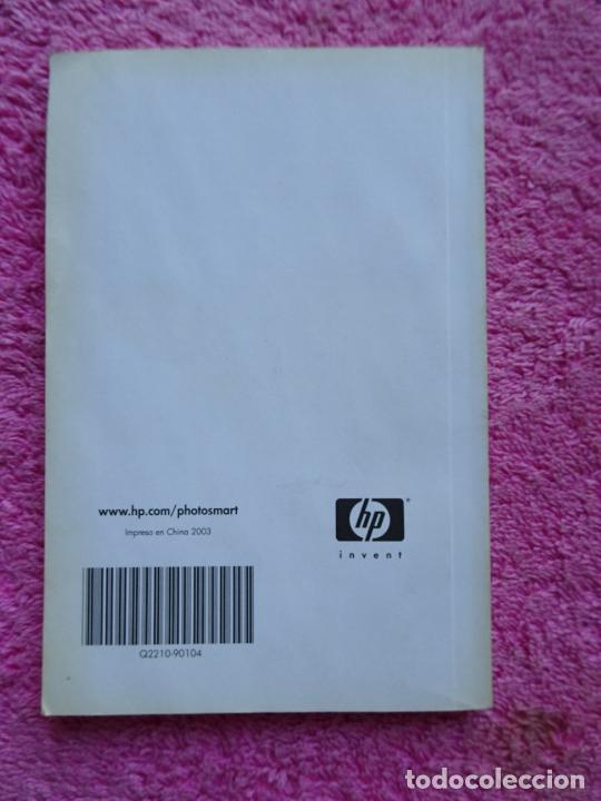 Cámara de fotos: manual del usuario cámara digital HP Photosmart serie 730 año 2003 - Foto 3 - 288418613