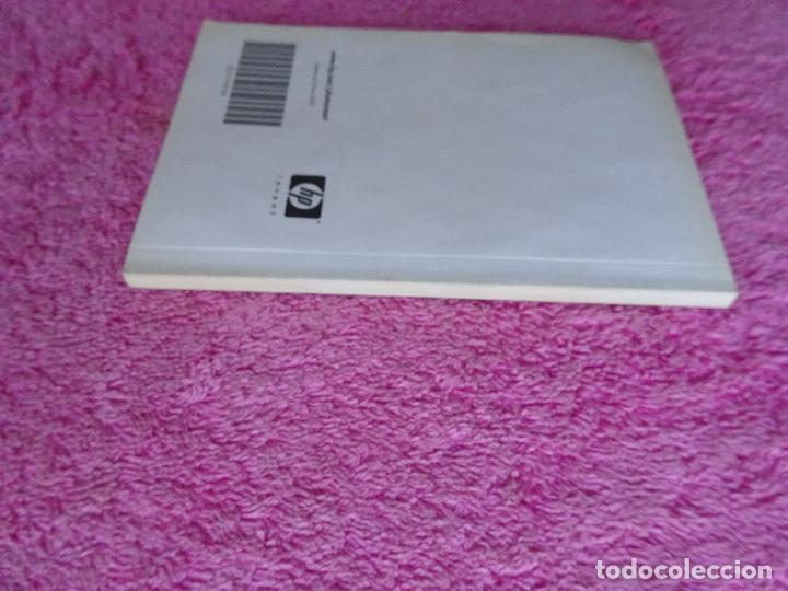 Cámara de fotos: manual del usuario cámara digital HP Photosmart serie 730 año 2003 - Foto 4 - 288418613