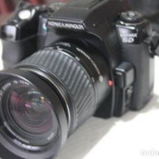 Cámara de fotos: CAMARA DIGITAL DE FOTOS KONICA MINOLTA DYNAX 5D. Lote 289846448