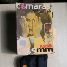 Cámara de fotos: LOTE CÁMARAS KODAK. Lote 290200828
