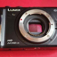 Appareil photos: CAMARA PANASONIC LUMIX HD A CHD GF 1 SIN PROBAR. Lote 290952003