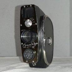Cámara de fotos: EL TOMAVISTAS QUARZ M DE 1961. Lote 295692888