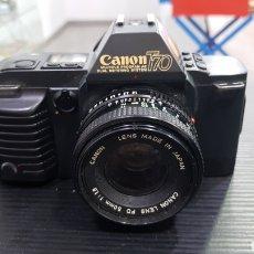 Fotocamere: CAMARA CANON T70. Lote 295773238