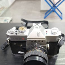 Fotocamere: YASHICA TL ELECTRO X. Lote 295774268