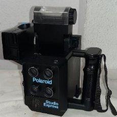 Cámara de fotos: CAMARA POLAROID ESTUDIO EXPRESS. Lote 296005428