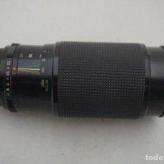 Cámara de fotos: OBJETIVO VIVITAR SERIES 1 - MACRO FOCUSING ZOOM - 70-210 MM - IMPECABLE. Lote 297374903