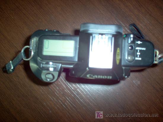Cámara de fotos: CÁMARA REFLEX AUTOFOCO - CANON EOS 620 - Foto 9 - 26672517