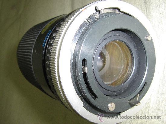 Cámara de fotos: canon fd 80-200 mm. + macro - Foto 3 - 27425389