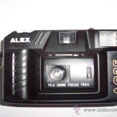 Cámara de fotos: CAMARA FOTOGRAFICA ALEX. Lote 27602600