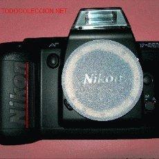Cámara de fotos: NIKON 401S AF. Lote 26339438