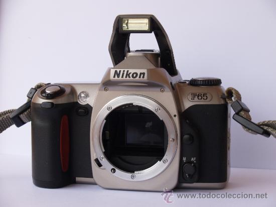 NIKON F65 / (CUERPO ) REFLEX AUTOFOCUS / EXCELENTE ESTADO (Cámaras Fotográficas - Réflex (autofoco))