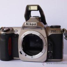 Cámara de fotos: NIKON F65 / (CUERPO ) REFLEX AUTOFOCUS / EXCELENTE ESTADO. Lote 26396101