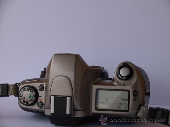 Cámara de fotos: NIKON F65 / (CUERPO ) REFLEX AUTOFOCUS / EXCELENTE ESTADO - Foto 2 - 26396101