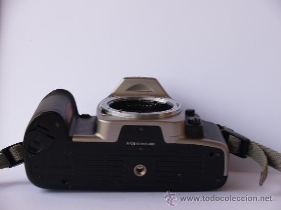 Cámara de fotos: NIKON F65 / (CUERPO ) REFLEX AUTOFOCUS / EXCELENTE ESTADO - Foto 3 - 26396101