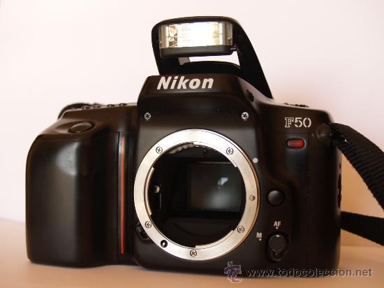 NIKON F50 / (CUERPO) REFLEX AUTOFOCUS / EXCELENTE ESTADO (Cámaras Fotográficas - Réflex (autofoco))