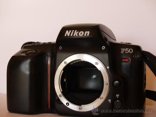 Cámara de fotos: NIKON F50 / (CUERPO) REFLEX AUTOFOCUS / EXCELENTE ESTADO - Foto 5 - 26733976