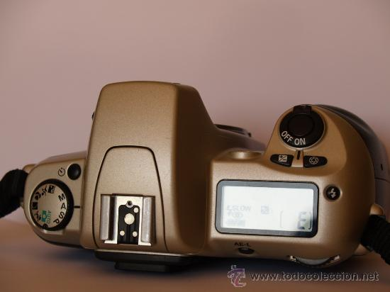 Cámara de fotos: NIKON F60 / (CUERPO) REFLEX AUTOFOCUS / EXCELENTE ESTADO - Foto 2 - 26733977