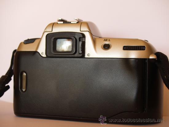 Cámara de fotos: NIKON F60 / (CUERPO) REFLEX AUTOFOCUS / EXCELENTE ESTADO - Foto 4 - 26733977