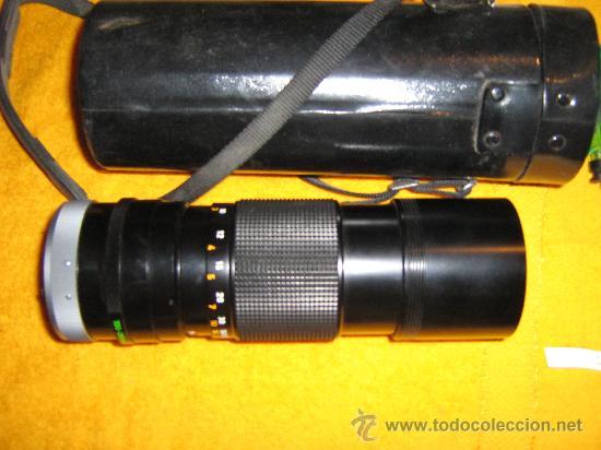 Cámara de fotos: CANON FD, tele 100-200 mm. 1:5,6 S.C. - Foto 2 - 26576419